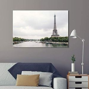 ((FREE SHIPPING)) eiffel tower in paris - giclee print gallery wrap modern home decor Painting like print for Sale in Albany, CA