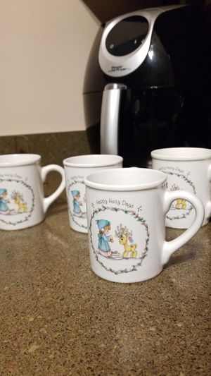 Precious moment mugs for Sale in Knightdale, NC