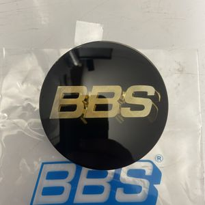 4 New Authentic BBS Wheels Center Cap And BBS Air Valves for Sale in Miami, FL