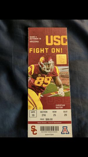 USC tickets for Sale in East Los Angeles, CA