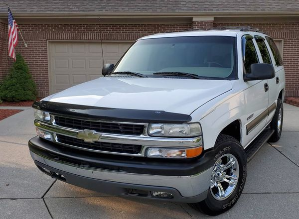 FOR SALE '02 Chevrolet Tahoe URGENT