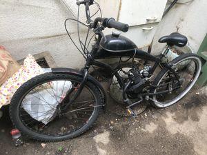 Motor bike 300$ obo for Sale in San Francisco, CA