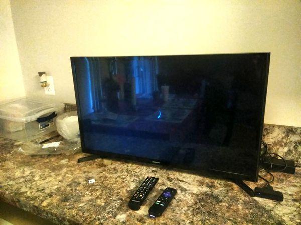 Roku Smart tv Samsung