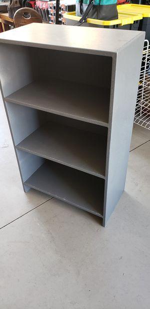 Book shelf W:25 H: 42 D:14 for Sale in Sanger, CA