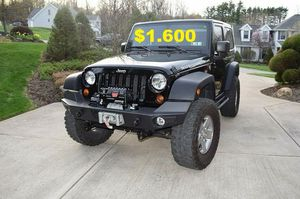 🍁FOR SALE (Special price reduced)$16OO 2010 Jeep Wrangle for Sale in Scottsdale, AZ