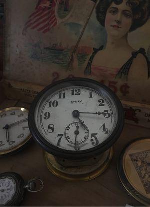 In Dash Car Clock 1920's Antique for Sale in Northville, MI