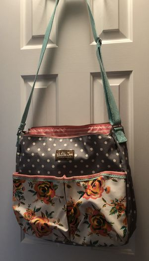 Matilda Jane Over the Moon Diaper Bag for Sale in Snellville, GA