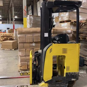 2007 Yale reach truck for Sale in Carlstadt, NJ