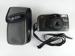 Ricoh R-110Z Super,38-110mm 35mm P&S Film Camera with Pouch for Sale in Austin, TX
