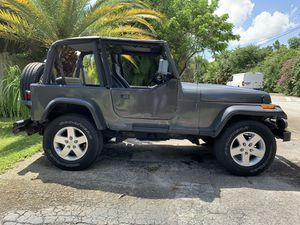 Jeep Wrangler 1991 for Sale in Miami, FL