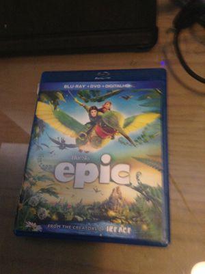 Blu Ray epic for Sale in Hialeah, FL