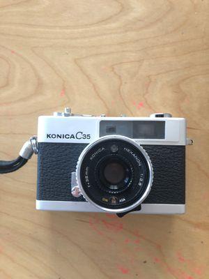 Konica c35 - Vintage 35mm camera for Sale in Phoenix, AZ