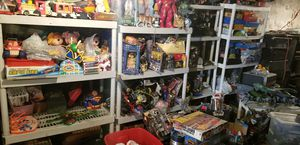 toy collection for Sale in Philadelphia, PA