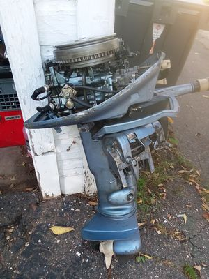 1973 Evinrude 6hp.. fisherman outboard for Sale in Minneapolis, MN