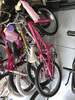 """20"""" Specialized girls bike for Sale in Pembroke Pines, FL"""