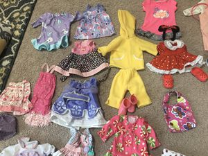 American Girl Doll Clothes for Sale in Gig Harbor, WA