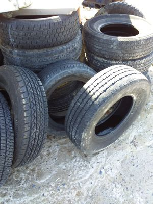 Used tires $20. Each. Truck tires $25. Each for Sale in Cumberland, VA