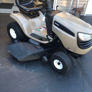 "46"" Cut Craftsman Riding Mower for Sale in Murfreesboro, TN"