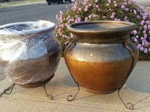 Planters / Pots for Sale in Sanger, CA