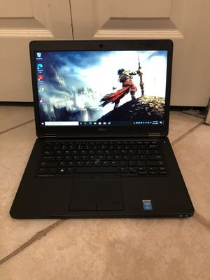 Dell laptop Win10 pro - wifi ready for Sale in Tampa, FL