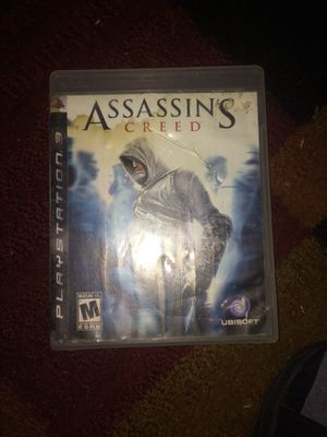 Ps3 assassins creed for Sale in Evansville, IN