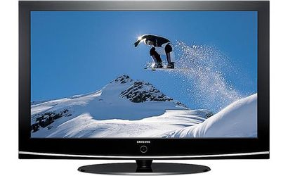 SAMSUNG HEAVY TV for Sale in Union Gap,  WA