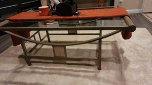 Glass coffee table and one end table for sale for Sale in Hayward, CA