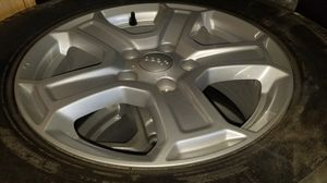 245/75/17 Tires and Rims, new takeoffs from 2020 Jeep Wrangler and Gladiator for Sale in Menifee, CA