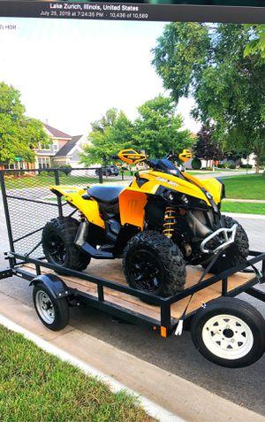 2017 Karavan Utility Trailer - 5'x8' for Sale in Long Grove, IL