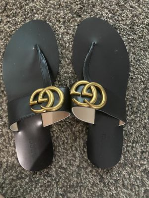 Gucci sandals for Sale in Wayne, IL