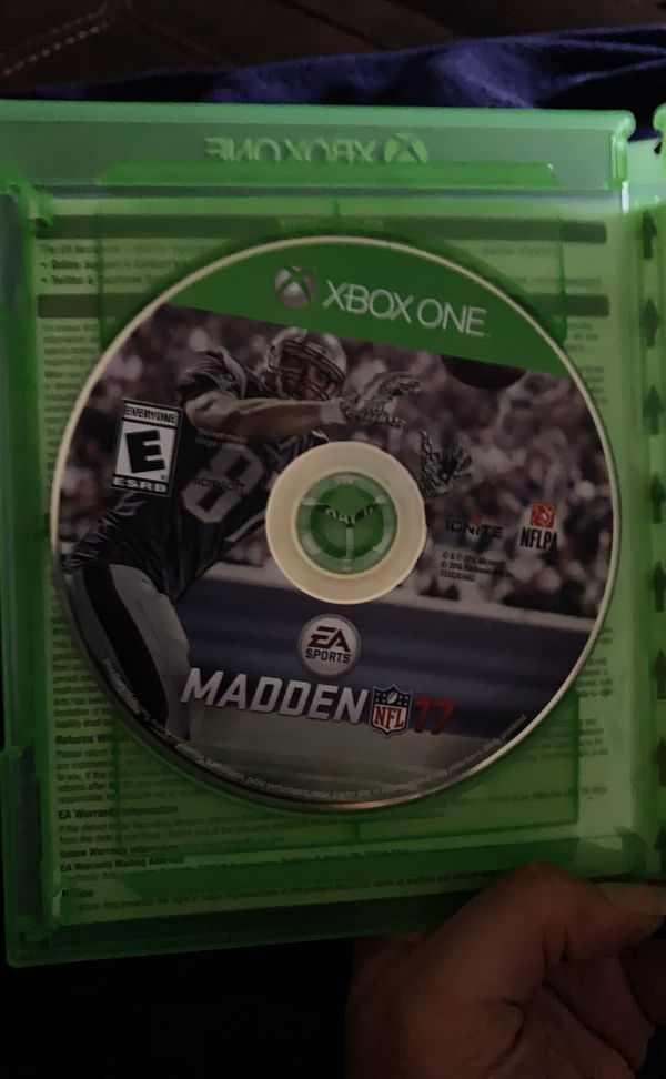 36O Madden 17
