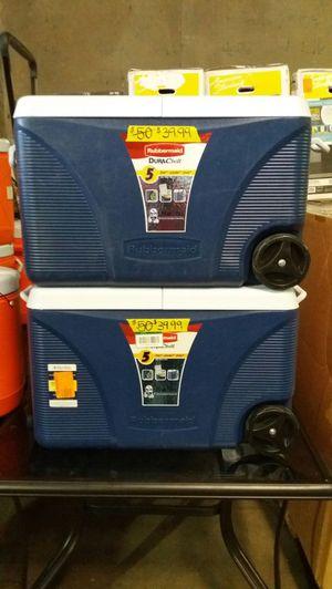 Rubbermaid durachill 75 QT cooler for Sale in Phoenix, AZ