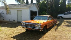 64 Chevy Biscayne for Sale in Vista, CA