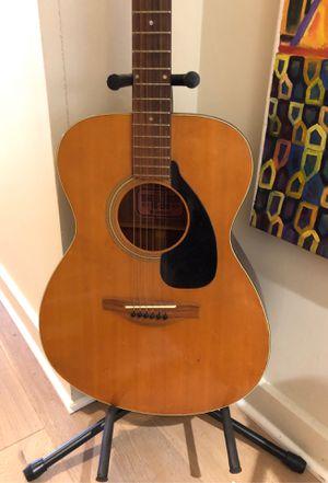 Yamaha acoustic guitar for Sale in Washington, DC