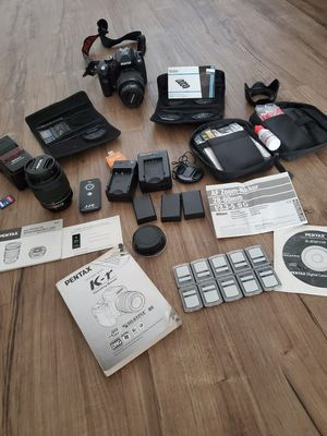 DSLR BUNDLE for Sale in San Diego, CA