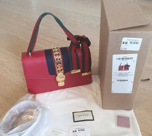 Gucci Sylvie Small Shoulder Bag for Sale in Katy, TX