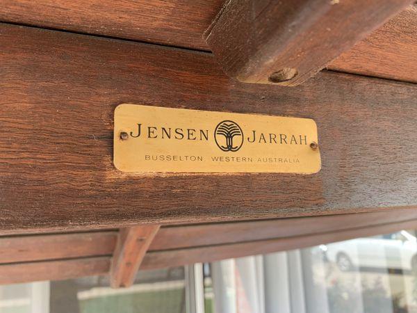 Jensen Jarrah ipa wood better than teak