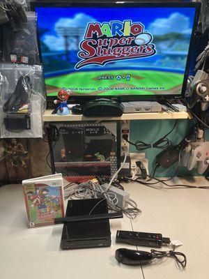 Nintendo Wii Mario super sluggers for Sale in Coral Gables, FL