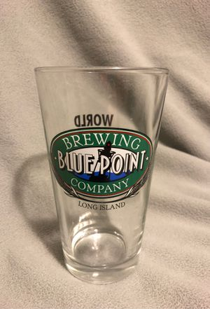 Brewing Blue Point Company Glass for Sale in Salem, MA