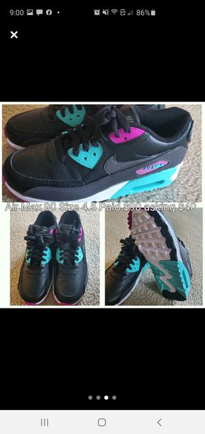 Girls shoes size 4 & 4.5 for Sale in Wesley Chapel, FL