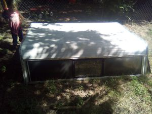 Camper shell for smaller trucks for Sale in Wichita Falls, TX