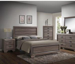 Brand new queen size bedroom set $649 for Sale in Hialeah, FL
