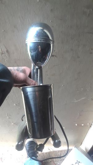 Chrome blender for Sale in Paso Robles, CA