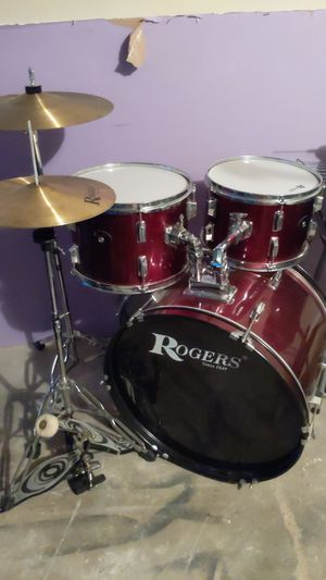 Rogers drum set for Sale in Houston, TX