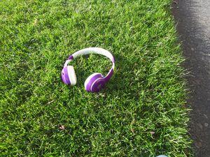 Beats Bluetooth Headphones for Sale in Tacoma, WA