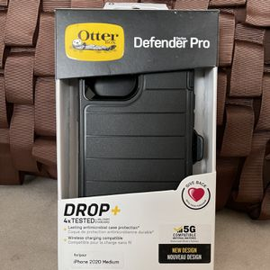 Otterbox Defender Pro Case for Iphone 12/12 Pro New/Sealed for Sale in Menlo Park, CA