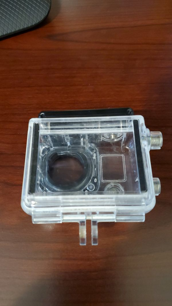 GoPro Hero 3 waterproof casing