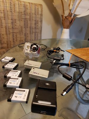 Gopro Hero HD action cam w/ accessories for Sale in Aurora, CO