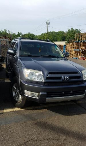 2004 Toyota 4Runner 148,000 miles 7 seats for Sale in East Haven, CT