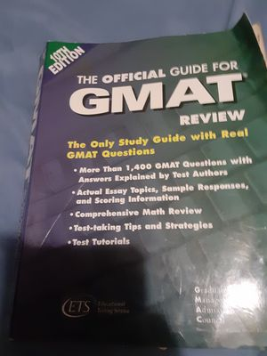 Gmat 10th edition for Sale in Orlando, FL